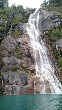 Cachoeira Lago Todos los Santos
