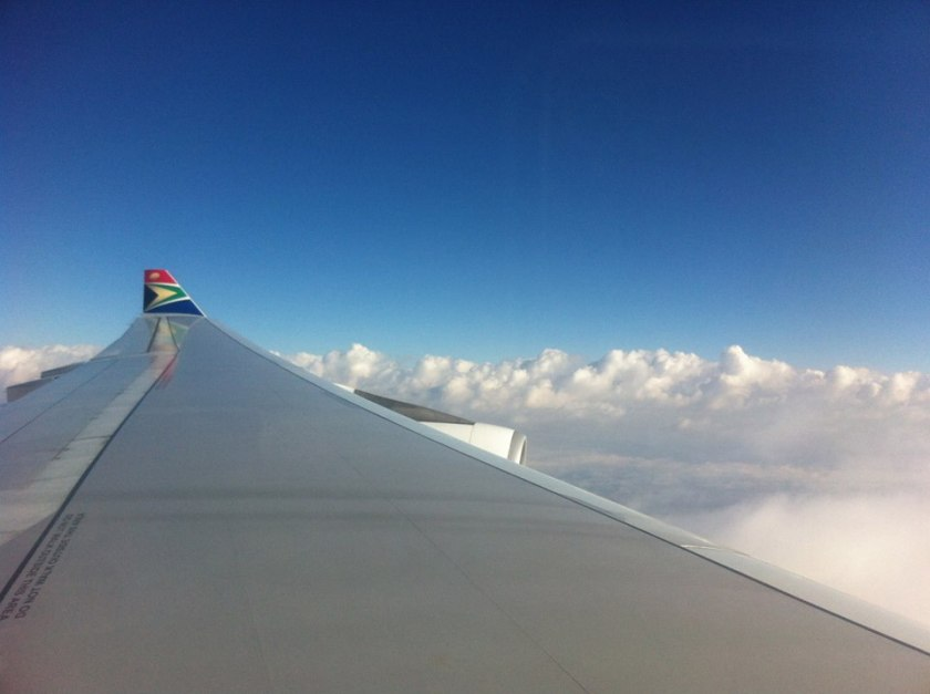 South African Airlines - Joanesburgo - Aeroporto